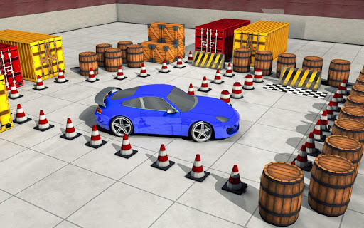 Free Car Parking Game 3D : Parking Simulator 1.0.03 screenshots 4