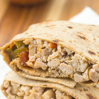 Healthy Mexican Wraps Recipes.