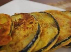 Panfried Eggplant Recipe