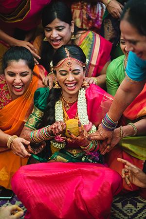 Top 20 Silk Saree Designs For A South Indian Wedding