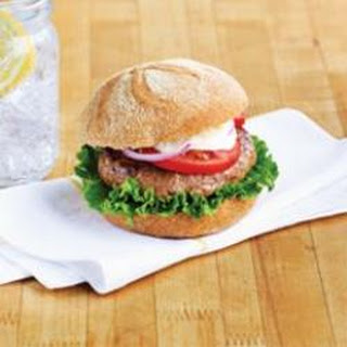Best Ever Juicy Turkey Burgers.