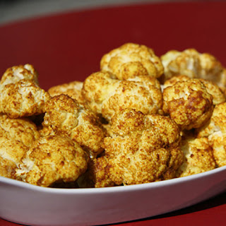 Easy Curry Cauliflower Recipe