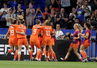 Les Pays-Bas viennent à bout de la Suède et iront défier les USA en finale !