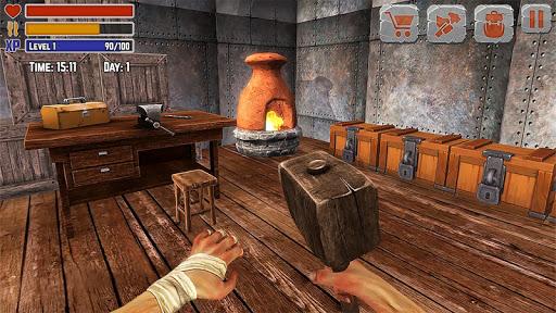 Island Is Home Survival Simulator Game 1.0 APK MOD screenshots 2
