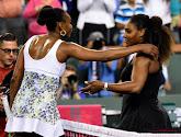 Serena Williams wint het duel der zussen