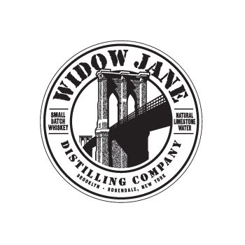 Logo for Widow Jane Oak & Apple Wood Aged Rye