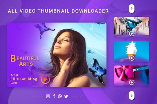 All Video: Thumbnail Downloader 1.0 screenshots 1