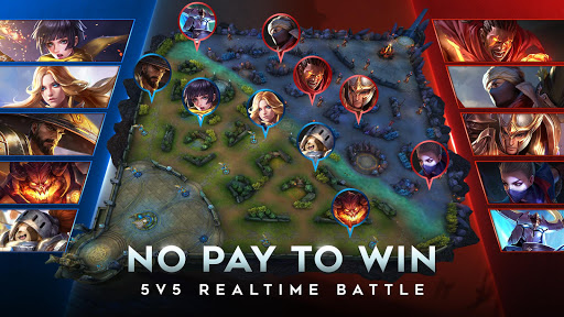 Garena AOV - Arena of Valor: Action MOBA for PC