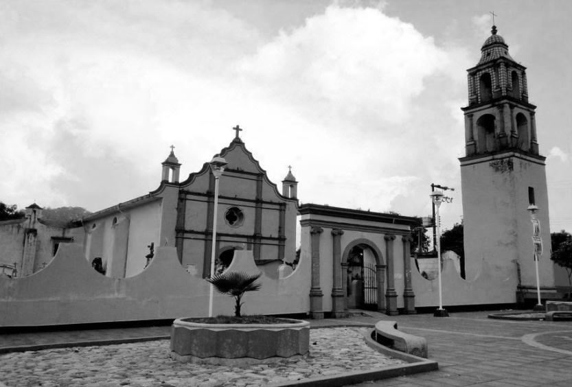 Torre exenta en San Diego, Teziutlán, Puebla