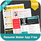Resume Maker : Free CV Maker Download on Windows