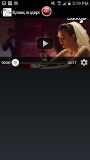 Қазақ әндері screenshot 05