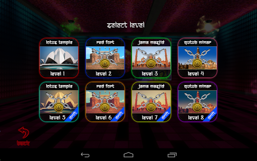 Race City Delhi- Rickshaw Rush screenshot 4