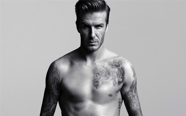 David Beckham Theme & New Tab