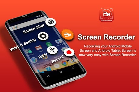 Screen Recorder – Record, Screenshot, Edit Apk Latest Version Download For Android 5