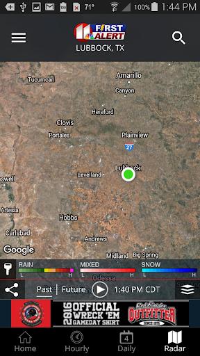 KCBD First Alert Weather  screenshots 4