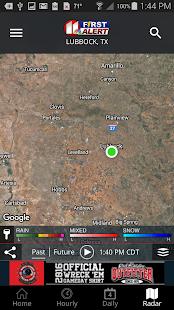 KCBD First Alert Weather - náhled