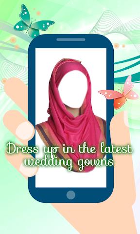 android Hijab Color Foto Montage Maker Screenshot 8