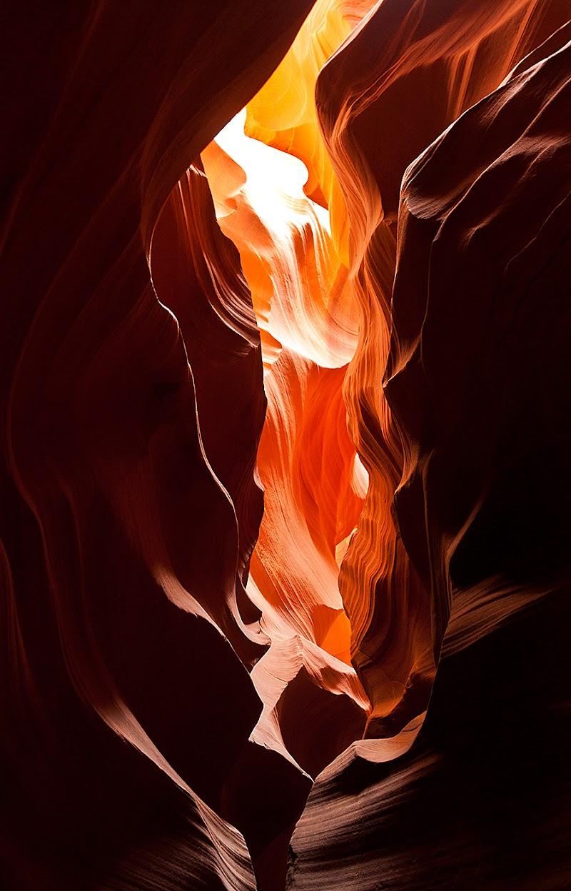 Antelope Canyon di Gillio