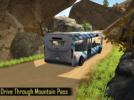 Off Road Tourist Bus Driving 1.2 screenshot 69617