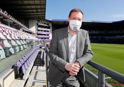 Le Covid n'épargne pas la direction à Anderlecht : Karel Van Eetvelt touché