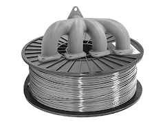 Gray PRO Series ABS Filament - 1.75mm (1kg)