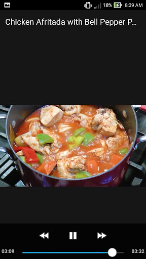 Chicken afritada w bell pepper pinoy food recipe apk download chicken afritada w bell pepper pinoy food recipe forumfinder Gallery