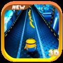 Banana Minion Rush Legends : Adventure 3D icon