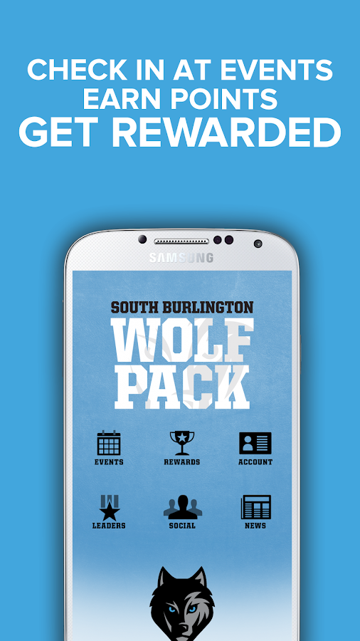 South Burlington Wolf Pack- screenshot