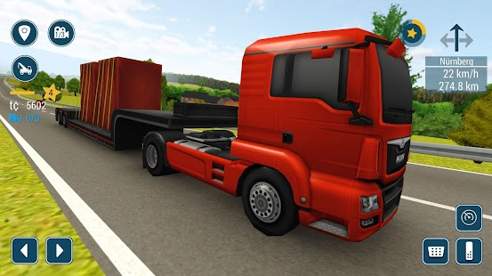 TruckSimulation 16- screenshot thumbnail