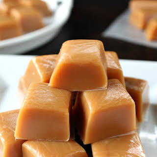 Homemade Caramel.