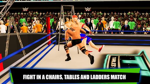 Ladder Match: World Tag Wrestling Tournament 2k18 1.3 screenshots 9