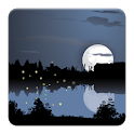 Fireflies Free Live Wallpaper icon