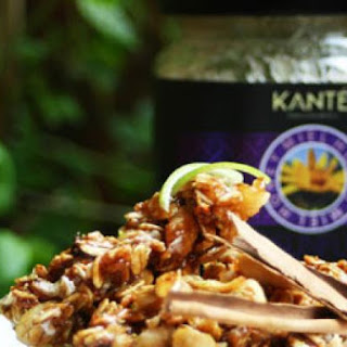 KANTE Granola Bars