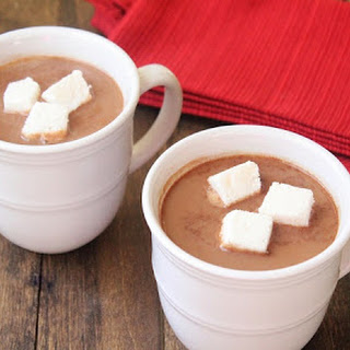 Low Carb Peppermint Hot Chocolate (Dairy Free).