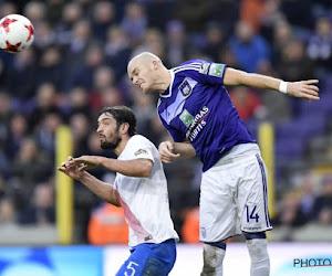 Anderlecht officialise le départ de Bram Nuytinck
