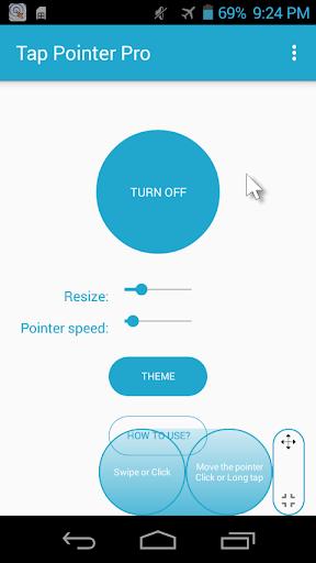 [Root] On-screen Pointer 1.4.11 screenshots 1