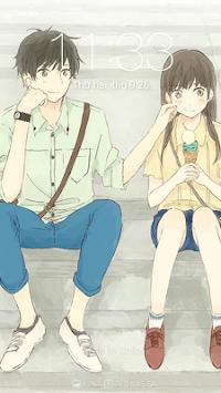 Gambar Kartun Couple Cute Kata Kata