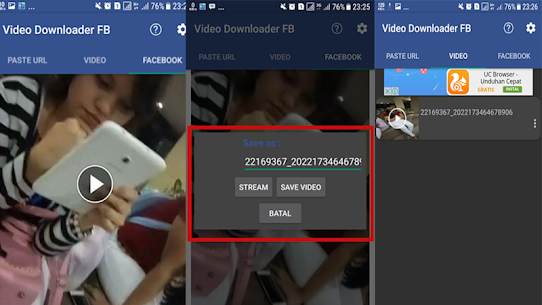 FBVD - Facebook Video Downloader (Fast & Simple)HD