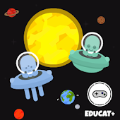 EducaT+ Learning Solar System