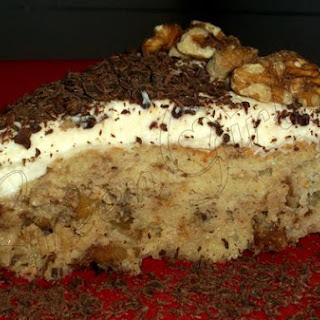 Walnut and Ricotta Cake