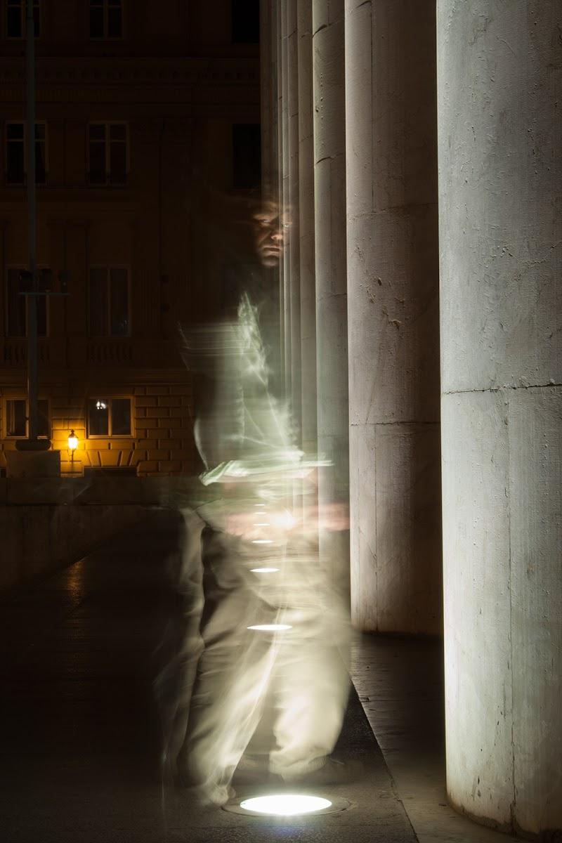 il fantasma del colonnato di federicopatti