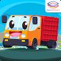 Marbel Transportasi - Belajar Sambil Bermain
