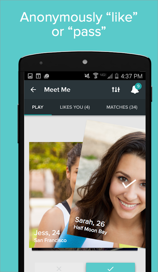 Tagged - Meet, Chat & Date- screenshot
