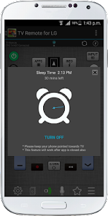 TV Remote for LG- screenshot thumbnail