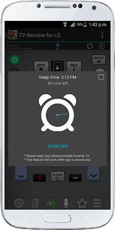 TV Remote for LG 1.20 screenshot 639705
