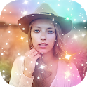 Sparkle Photo Effects Live icon