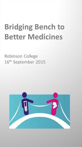 Bridging Bench to Better Meds