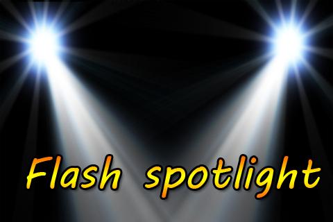 Flash Spotlight