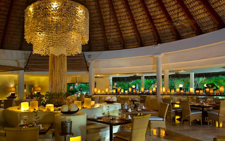 The Gabi Lounge as the Melia Caribe Tropical.