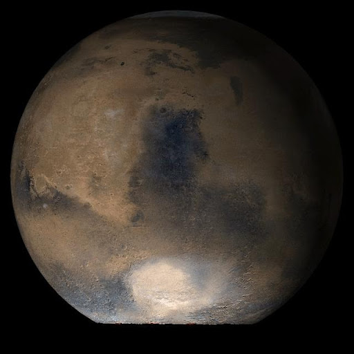 Mars at Ls 66°: Syrtis Major